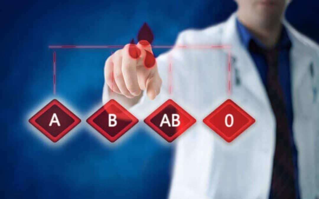 Établir une paternité sur la base du groupe sanguin