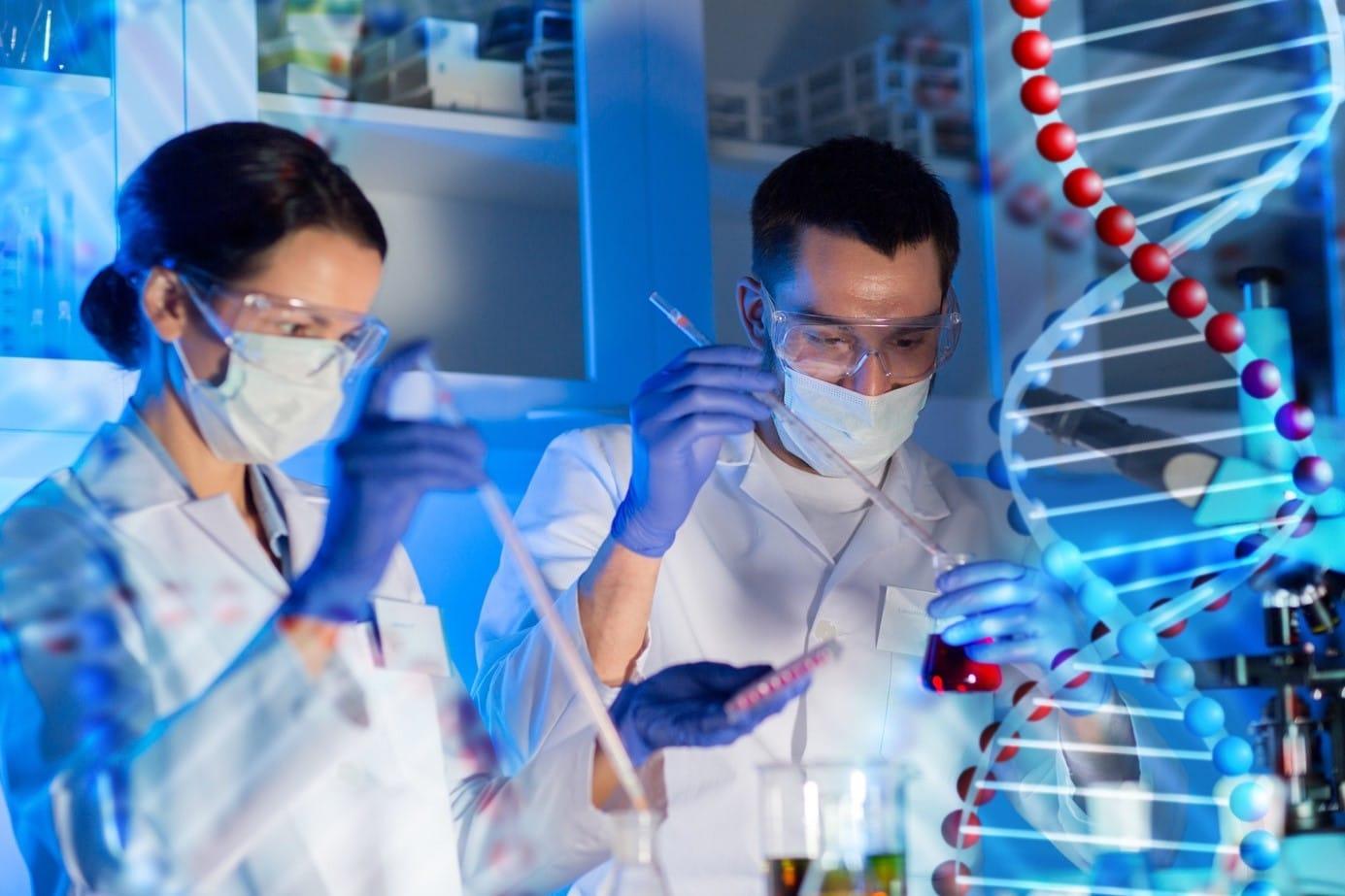 laboratoire test adn