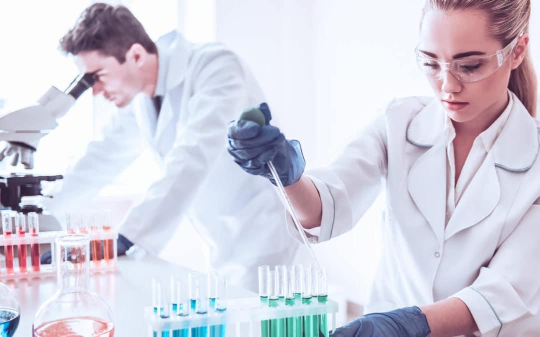 Laborantin étude: l'itinéraire à suivre pour travailler dans un laboratoire